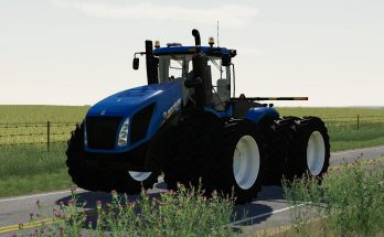 New Holland T9 US Release v 1.0