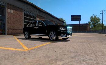 Rolls Royce Cullinan 2019 1.34.x
