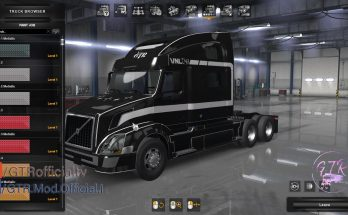 Skin Pack for Volvo VNL Standard Trailers v 1.0
