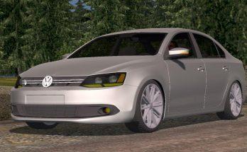 Volkswagen Jetta 2014 ATS 1.33+