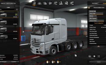 Additional Customisation [For TruckersMP] v1.0.6b