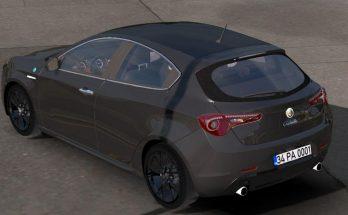 Alfa Romeo Giulietta V1R2 1.34