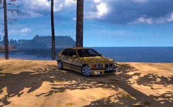 BMW E36 Compact 1.34