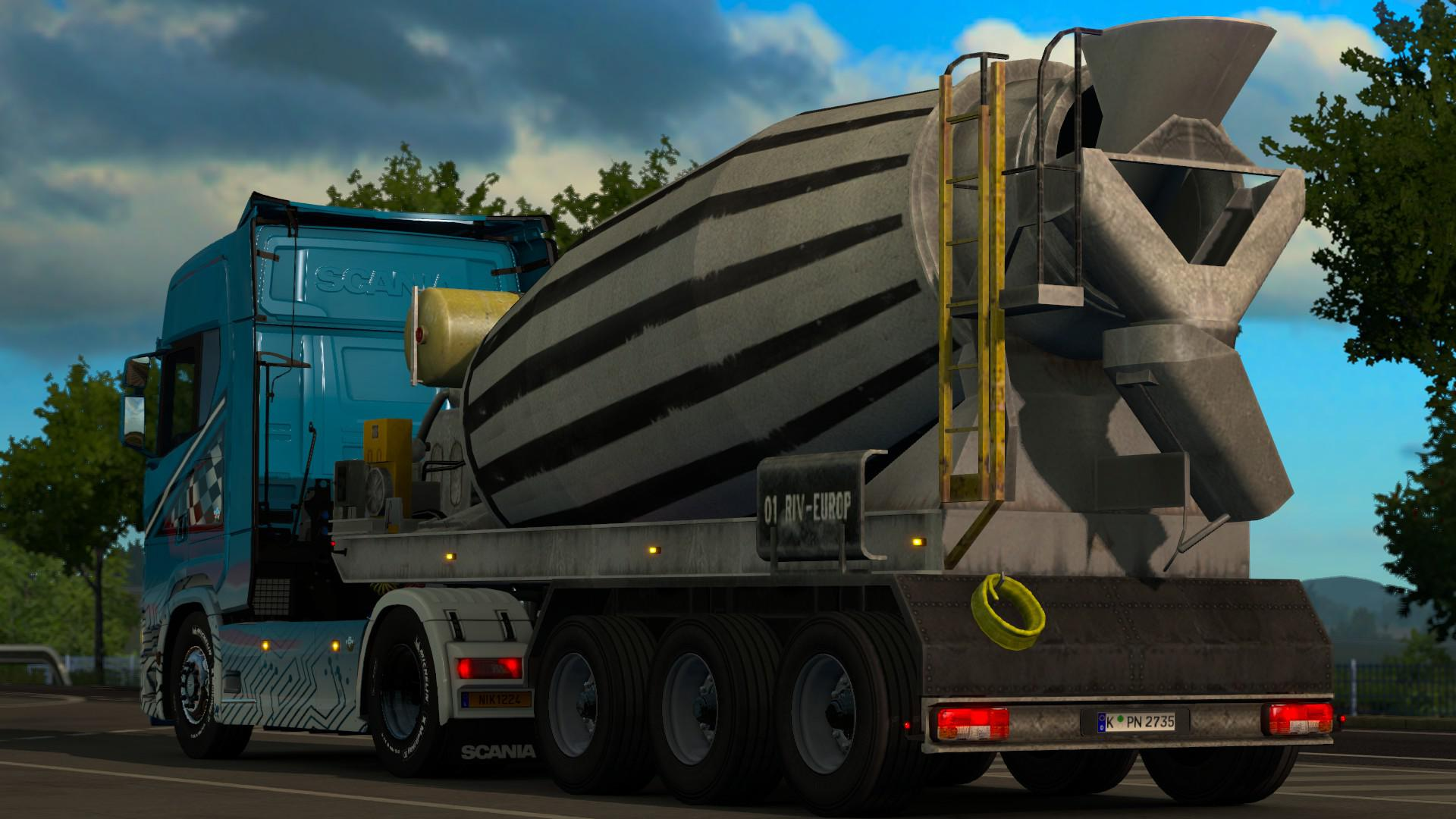 Buy trailers of all types [TMP] v1.0