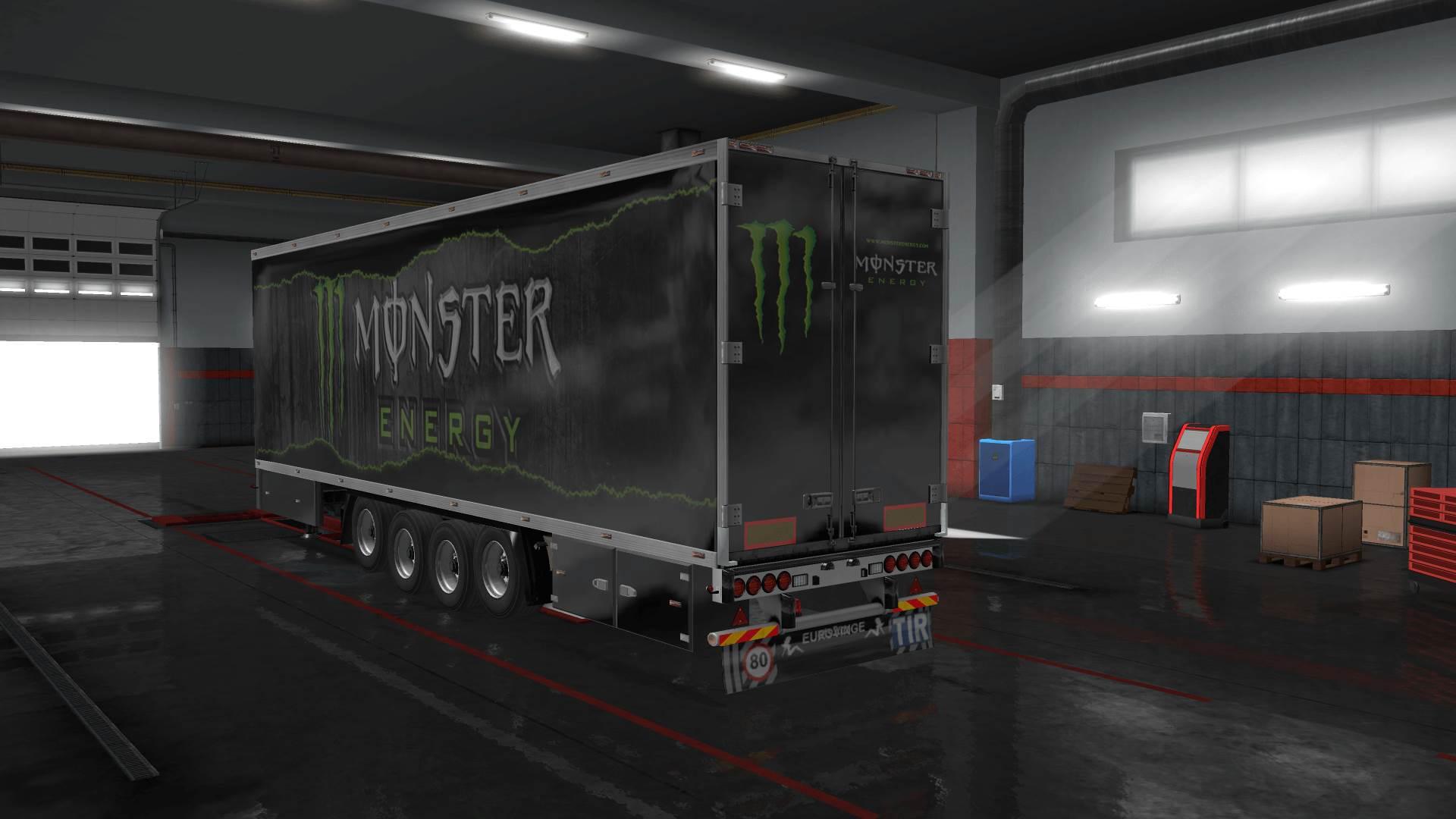 Monster Energy Drink Devil BDF Tandem 1.34.x