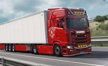 Powerful Engine of 1000 HP for Standard SCS Truck v1.0