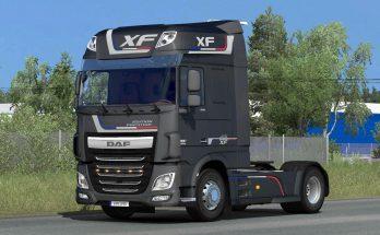 Prestige DAF XF106 Euro 6 1.34.x
