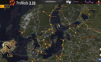 Promods Big Map Setup with Background v1.22 1.34