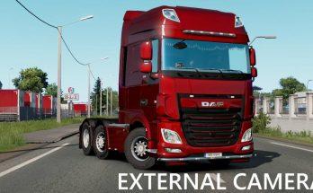 Realistic external + zero (free) camera FOV setting 1.34.x