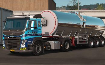 Sayers Roads Tankers 1.34.x