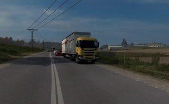 Scania L6 for R/streamline RJL/RS/ R4/ T/P & G series v1.0