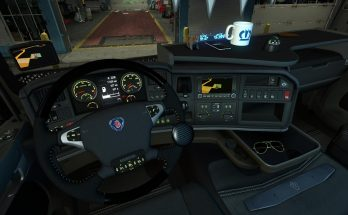 New color tidy for Scania Streamline 1.34