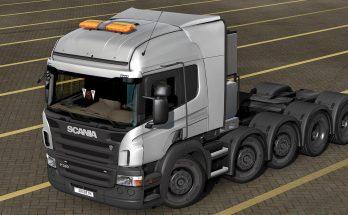 Scania V8 Stock Sound 1.34.x