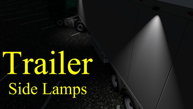 Trailer Side Lamps 1.34.x