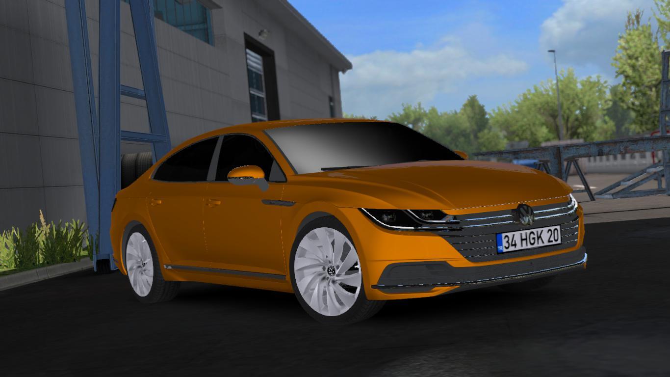 Volkswagen Arteon & Passat V1R2 1.34
