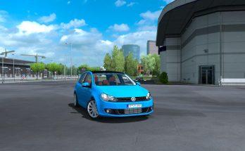 Volkswagen Golf 6 1.34.x