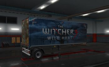 Witcher3 Owned Trailer skin 1.34.x