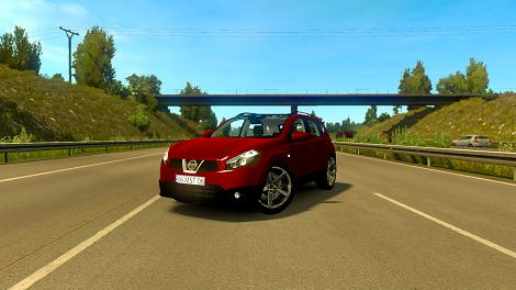 2010 Nissan Qashqai 1.34