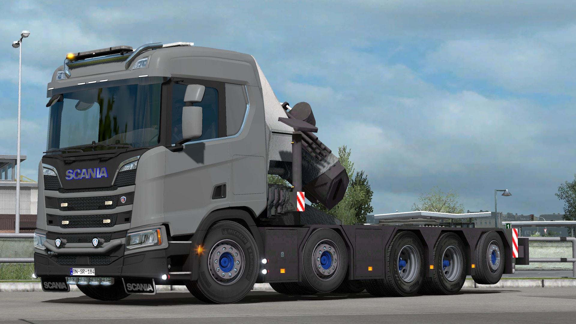 Scania R500 1.34.x