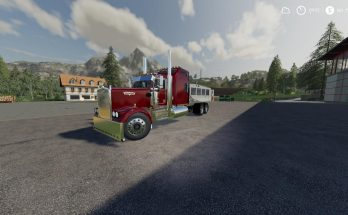 Kenworth W900 Pack v 1.0