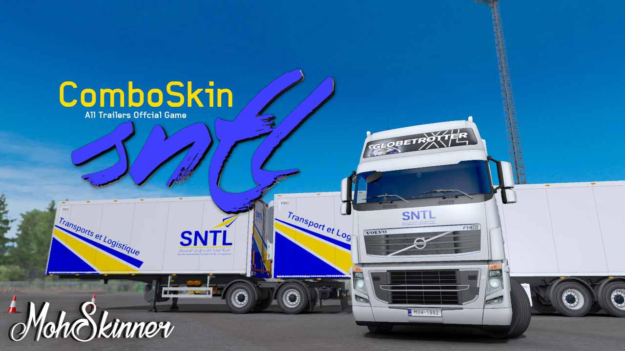 ComboSkins Sntl For ETS2 1.34.x