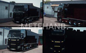 Scania S730 Custom V1R1 1.34.x