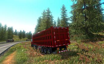 10.5 meters Heavy Duty Trailer 1.34.x