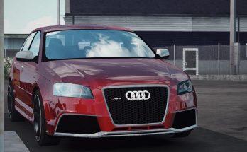 Audi RS3 Sportback v1.0 ATS 1.34