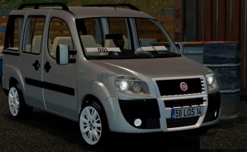 Fiat Doblo 2009 ATS 1.33 & up