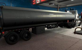 Fuel Cistern MP-SP Multiplayer TruckersMP 1.34.x