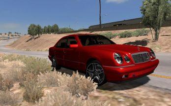 Mercedes-Benz W210 v 1.0 1.34.x
