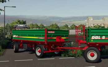 Metaltech DBL Pack v 1.0