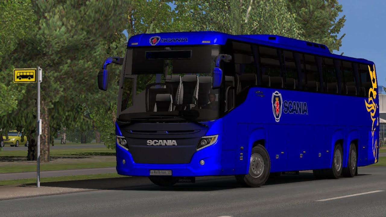 Scania Touring v1.2 ATS 1.34.x