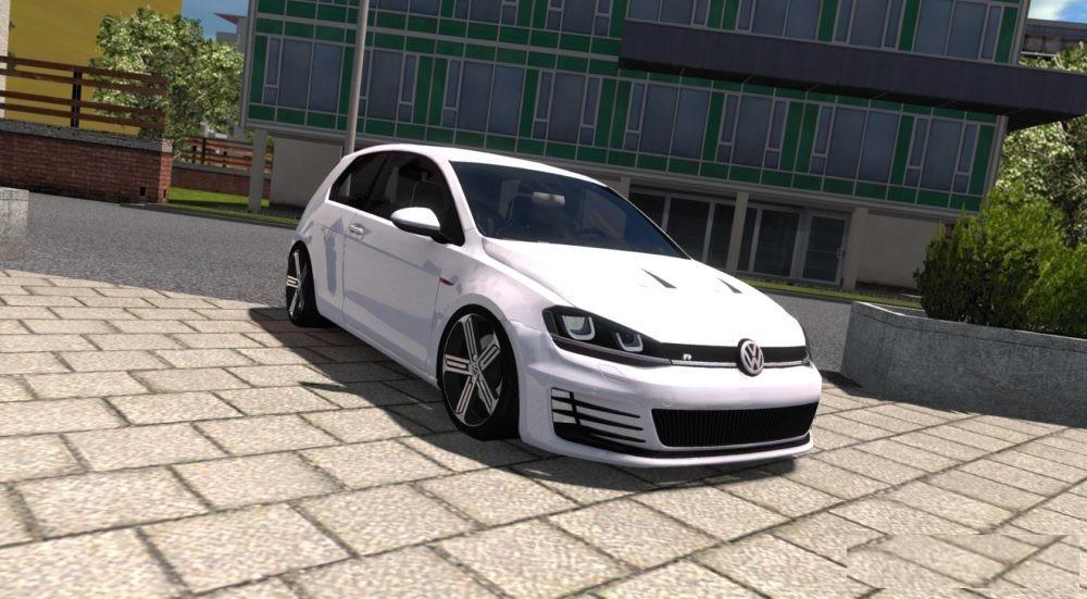 Volkswagen Golf 7 R Line v 1.1 ATS 1.34