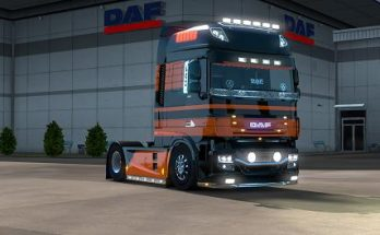 DAF Tunning SP/Multiplayer 1.34.x