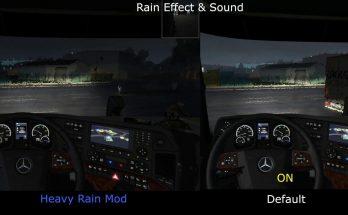 Heavy Rain Mod v1.0