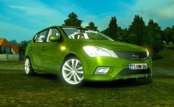 Kia Ceed 2012 1.34.x
