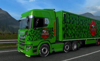 Legend Truckers Bangladesh 1.34.x skin