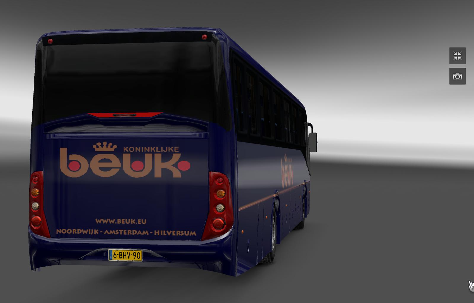 Marcopolo Beuk Bus Mod 1.35.x