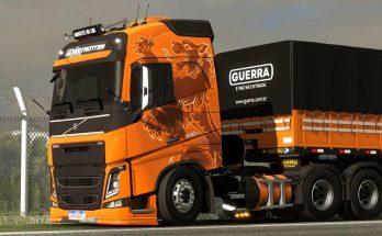 New Volvo FH16 v1.2