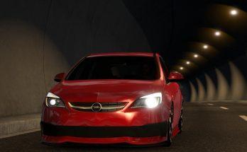 Opel Astra J V1R4 v1.0