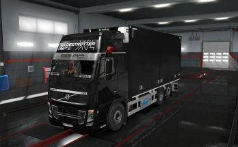 Rigid chassis pack for all SCS trucks - v1.0 1.34