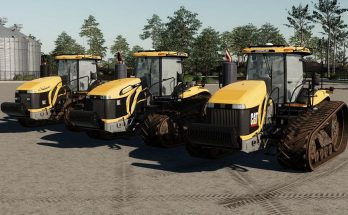 Challanger MT 800 Series v 1.0