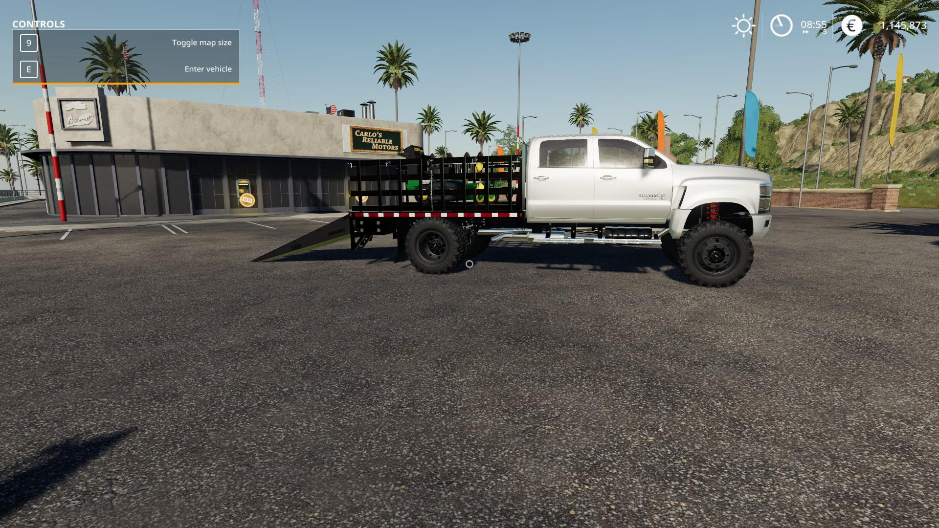 Chevy 4500 Lawn care edit v 1.2