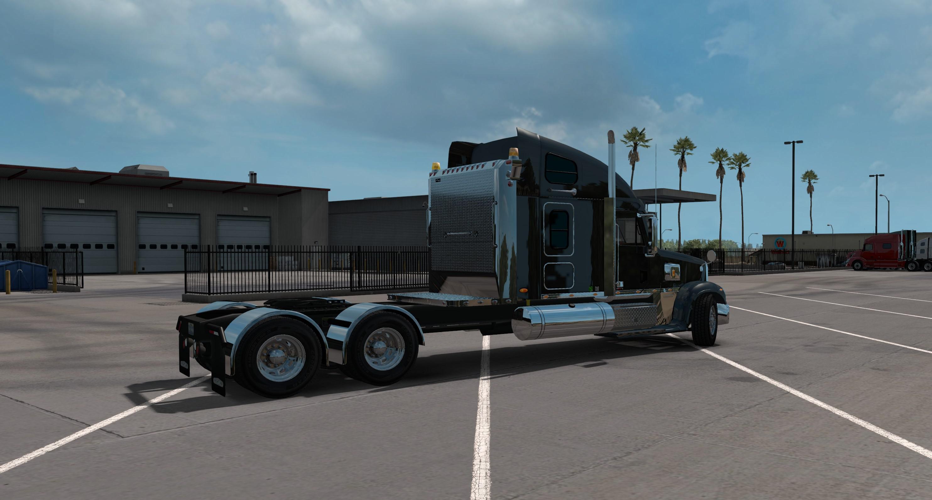 Freightliner coronado v3.0 1.35