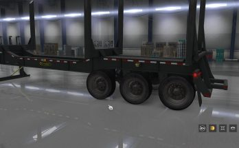 New wheels for your own trailers (ATS) v 1.0