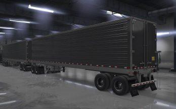 Sprayers G Trans for trailers v 1.0