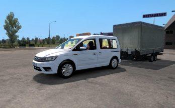 Volkswagen Caddy ATS v 1.1