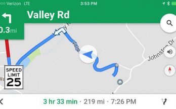 Google Maps Voice Navigation (US English) v1.0