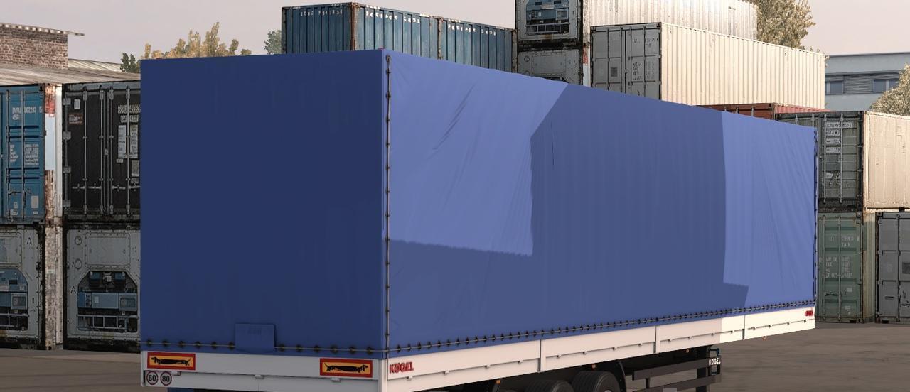 Kogel trailer ownable v1.0 1.34.x